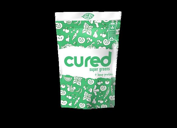 Organic Super Greens + Hemp Protein