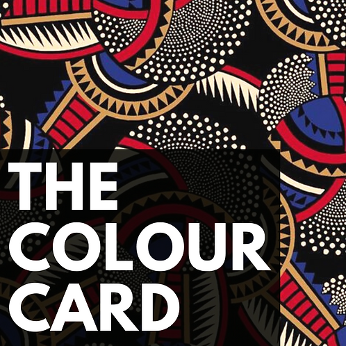The Colour Card - $100 Gift Voucher