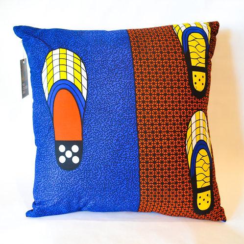 Afro Punk Cushions (Blues)