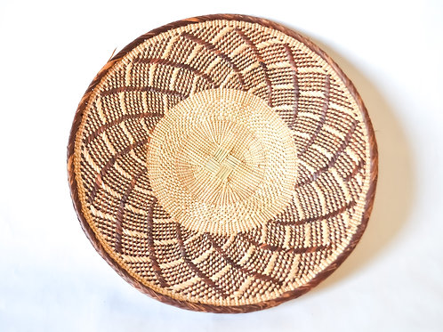 Traditional Handwoven Binga Basket