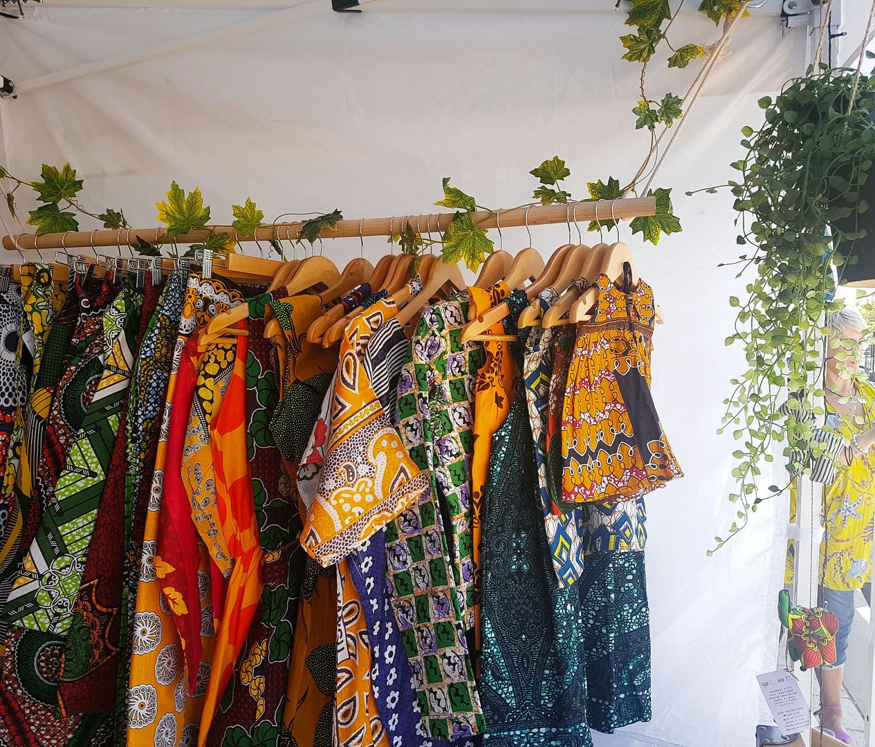 Tanzanian Collection at Market display.jpg