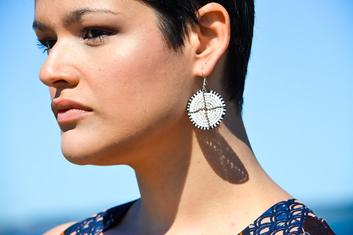 Small Masai Earrings (4 Colours Available)