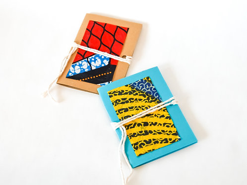 Fabric Off-cut Gift Tags