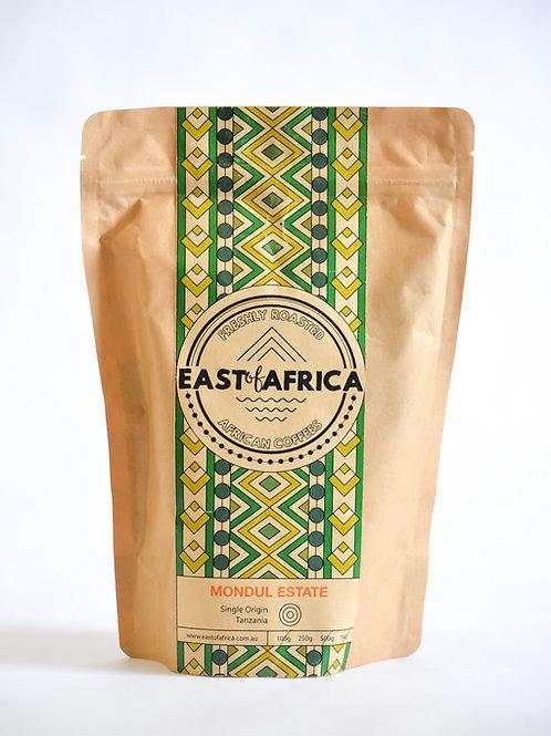Tanzania Ground Coffee - Mondul Estate - 250 gm