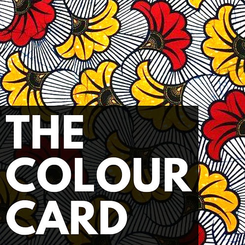 The Colour Card - $25 Gift Voucher