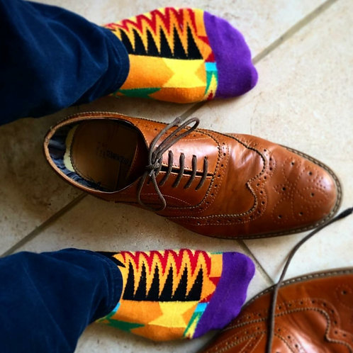 Afri Socks - Boga