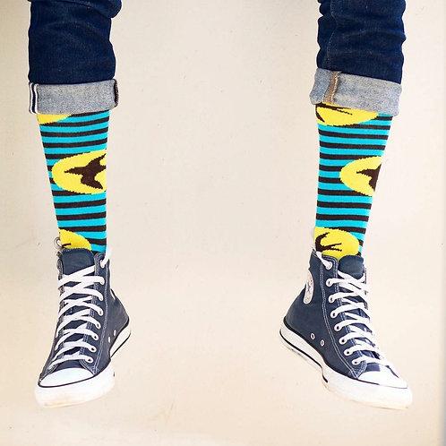 Afri Socks -No Gidigidi