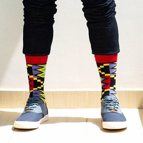 Afri Socks -Na Wash