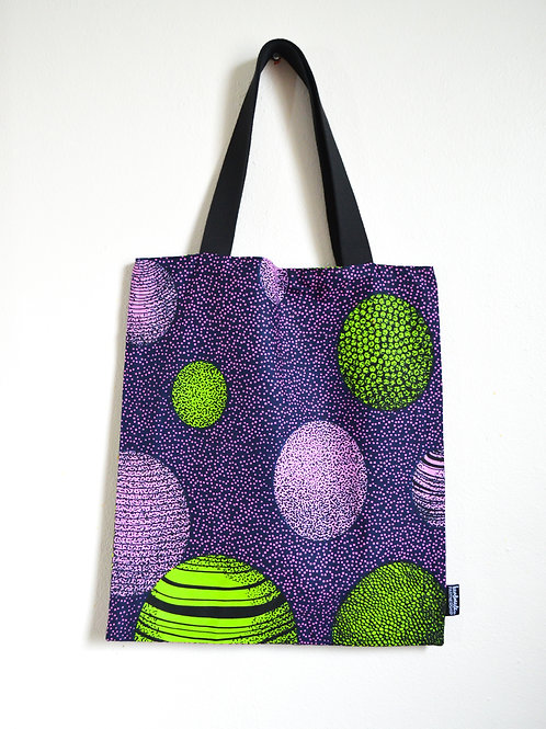 Reversible Tote Bags (Pinks & Blues Collection)