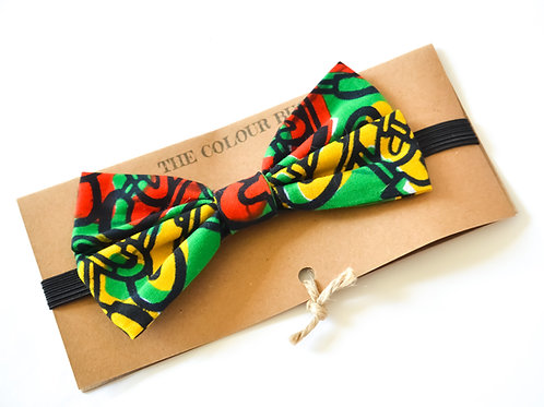 African Print Bow Ties - Kids Collection