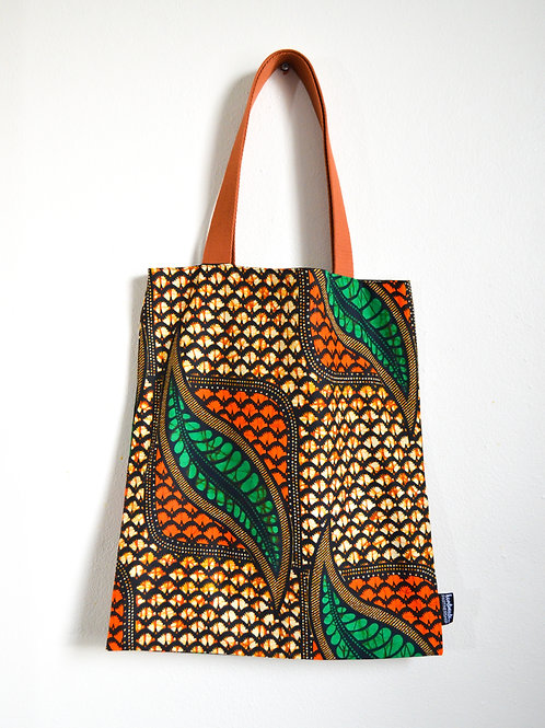 Reversible Tote Bags (Earthy Collection))