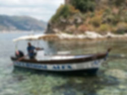 Escursioni in barca a Taormina