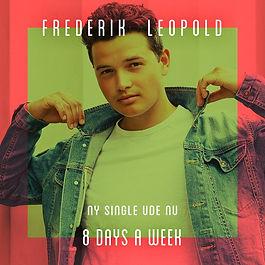 Coverart Frederik Leopold