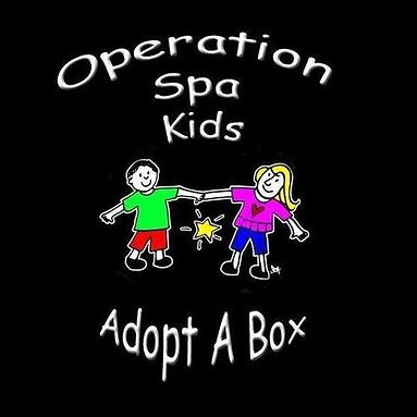 Operation Spa Kids Adopt A Box