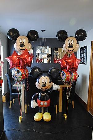 Mickey Balloon Bouquet