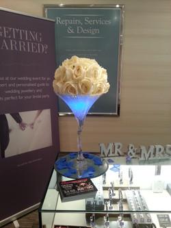 Wiggle Martini Glass (4)