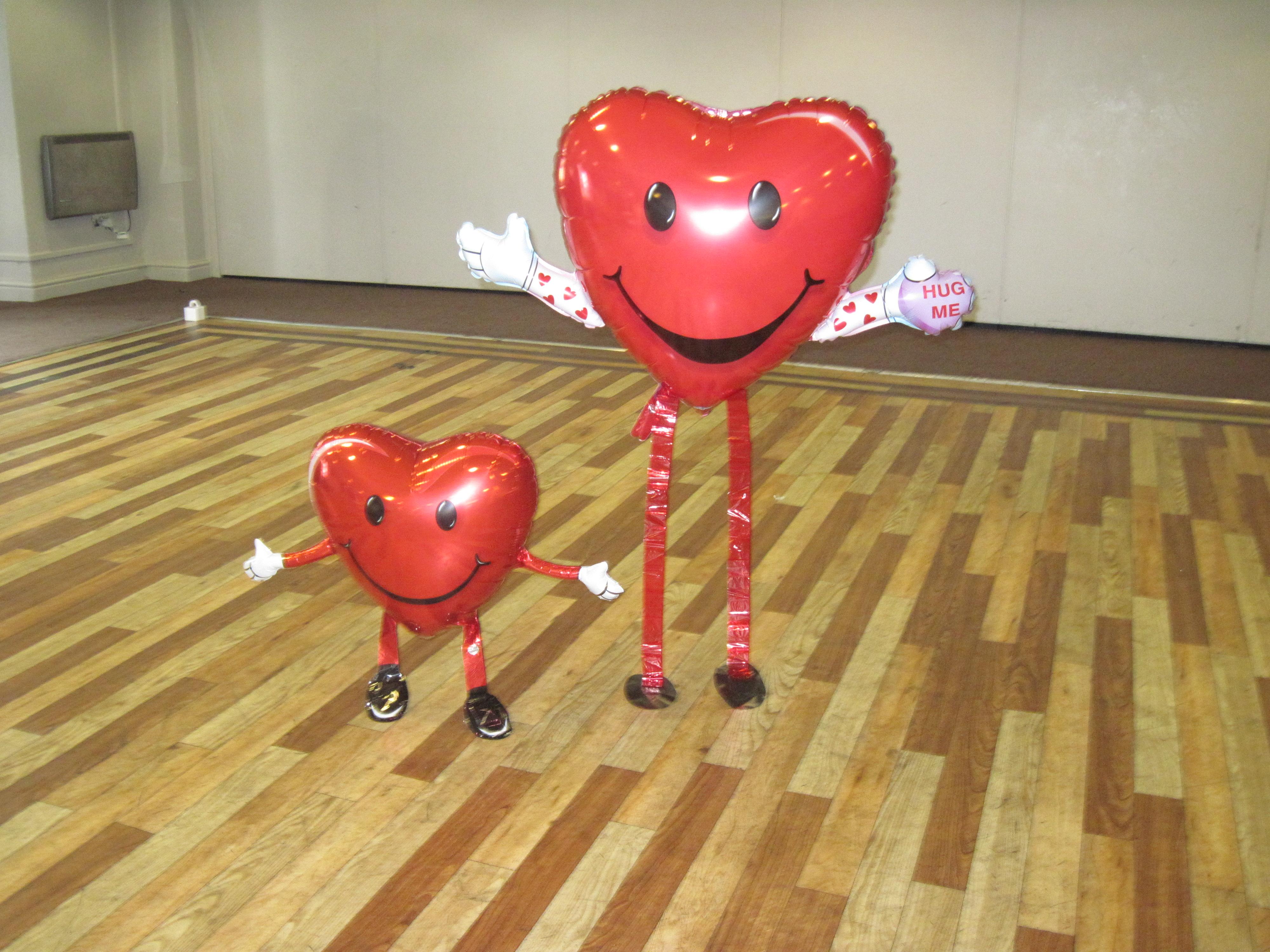 Heart Airwalkers