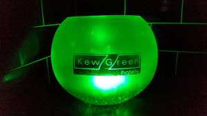 LED Logo Orbs