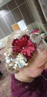 Artificial Hair Bands