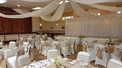 Hessian & Lace at Old Rectory