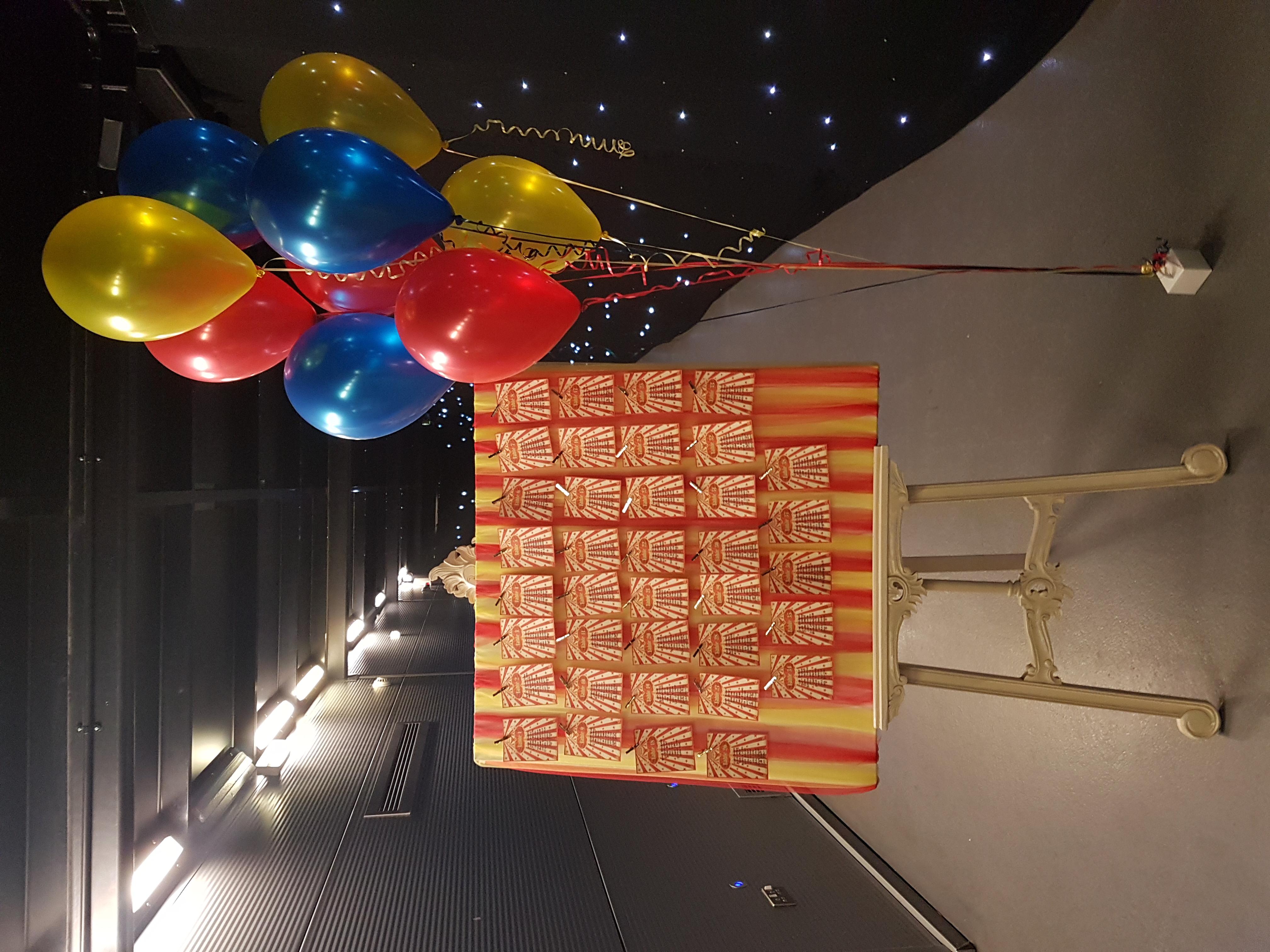Circus Balloons