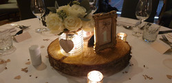 Rustic Mixed Centrepiece