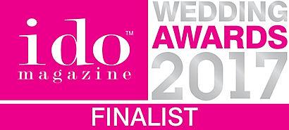I do wedding awards finalist 2017 logo