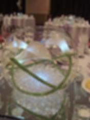 Larg Fishbowl Centrepiece