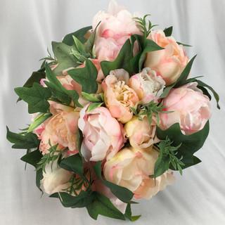Artificial Mixed Peaches Bouquet
