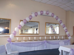 Top table Arch
