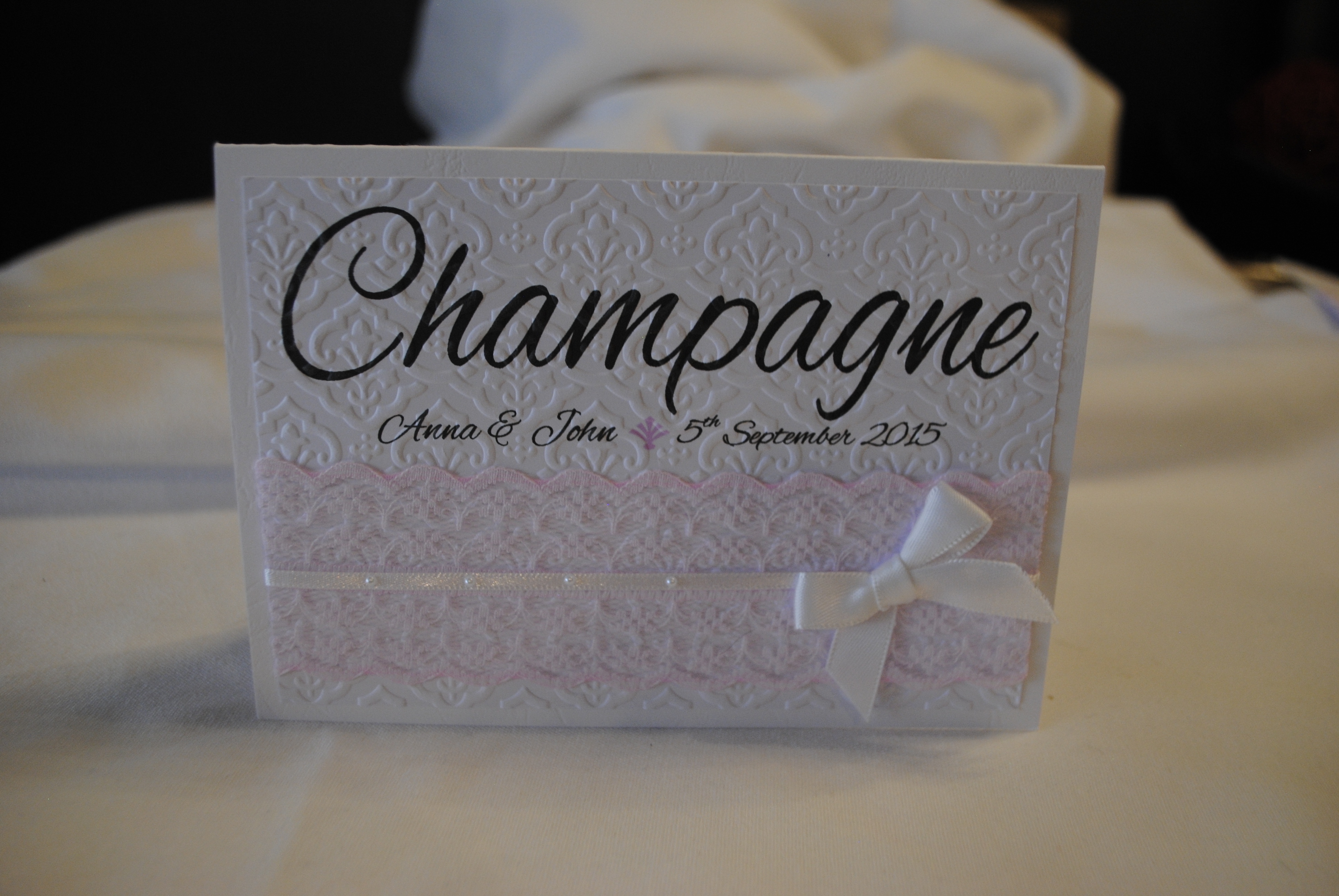 Chantilly Table Name