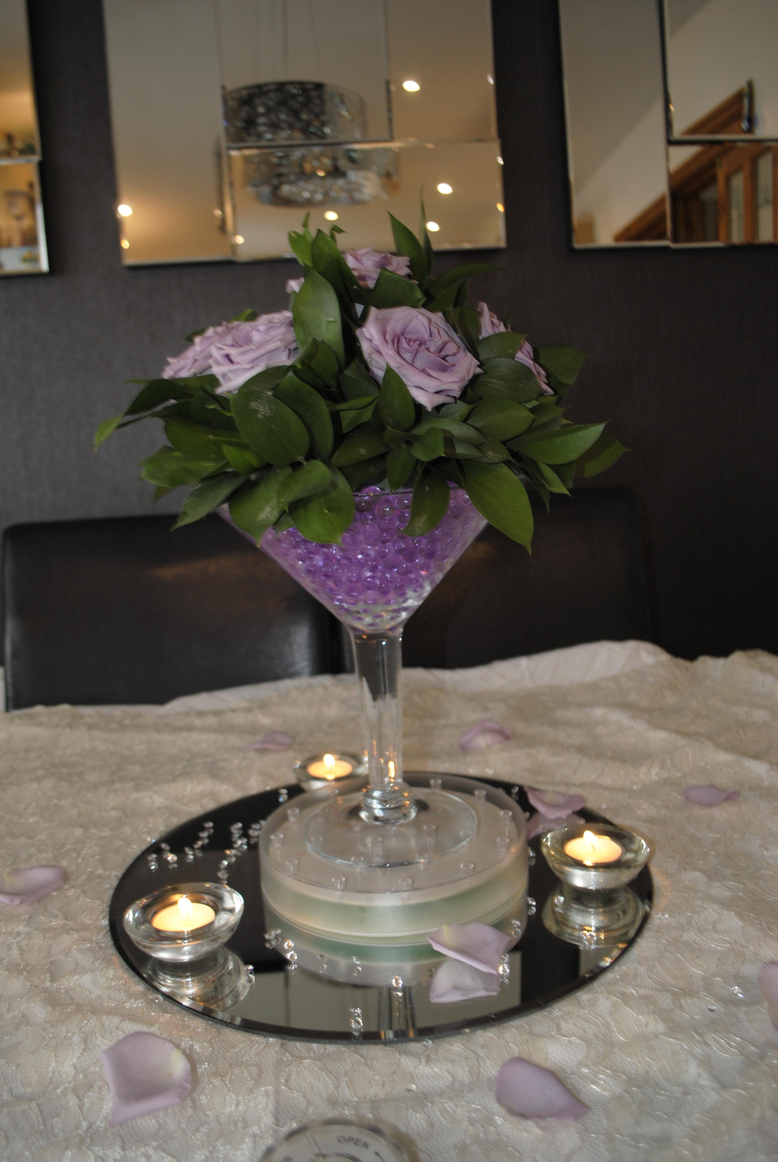 Small Martini Glass (20)