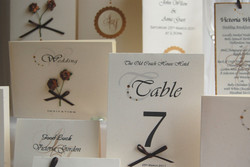 Adorn Table number