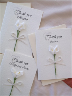 Adorn Thank you Cards