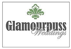 Glamourpuss Weddings Logo