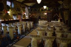 Ivory Ruffle & Hood, Cubley Hall