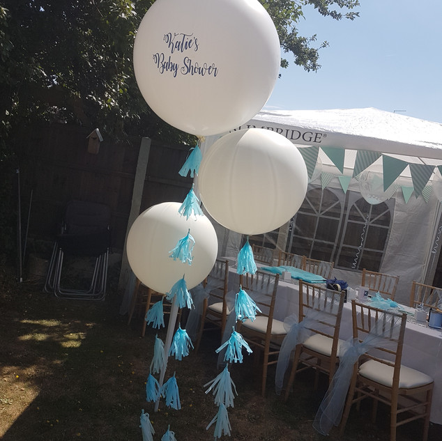 3ft Baby Shower Balloons
