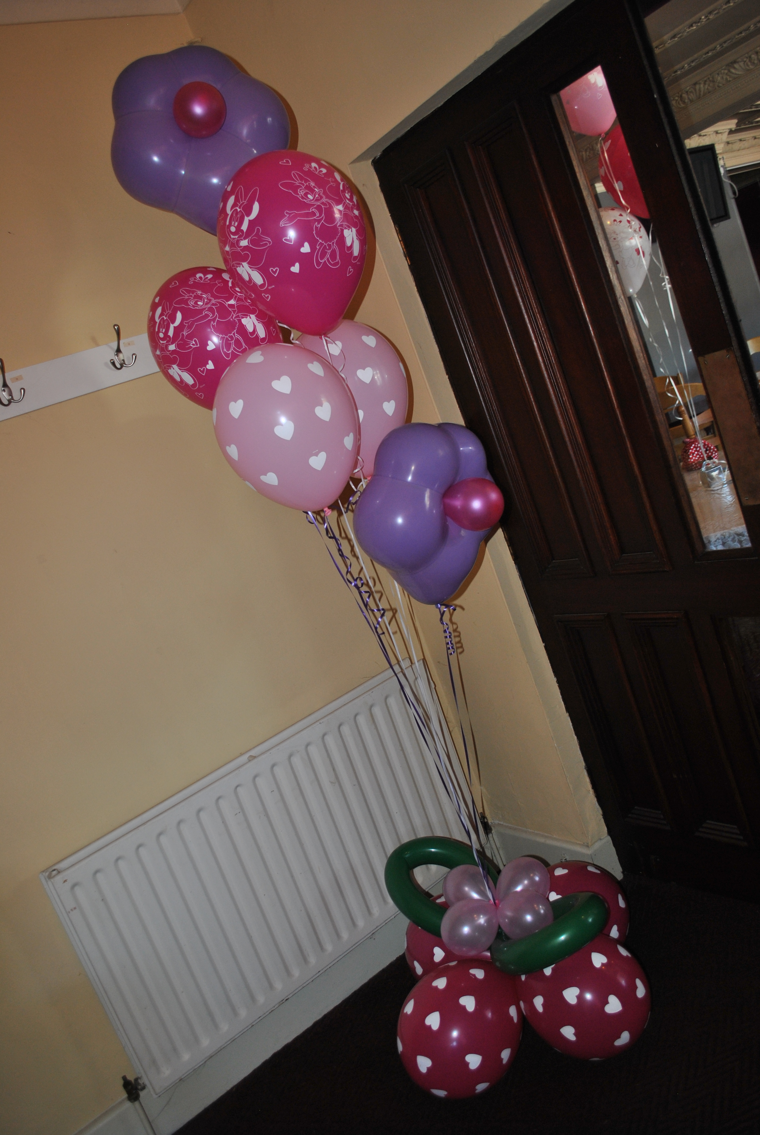 Bespoke party balloons