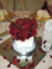 Glass Square Vase