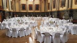 Single sash at Cutlers Hall