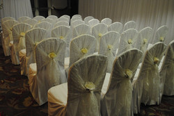 Lace Hoods, Hellaby Hall