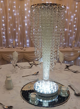 Crystal Chandelier Hire
