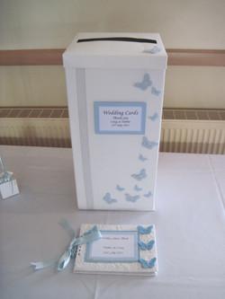 Flutter Post Box & Guest Book