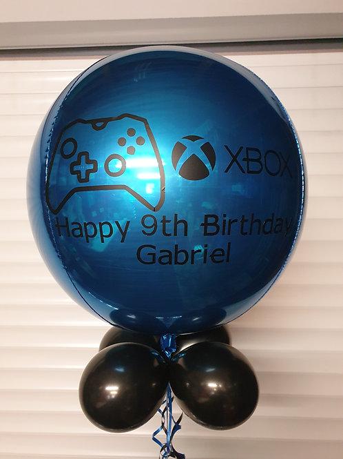 XBOX Orbz Balloon