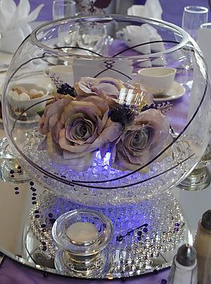 Large Fishbowl Hire