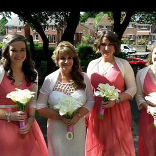 Fresh Calla lily Bouquet bridal bouquet