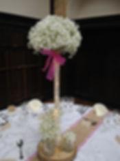 Gyp Lily Vase