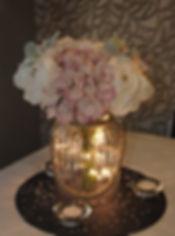 Twine Hurricane Vase