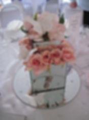Miror Square Vase