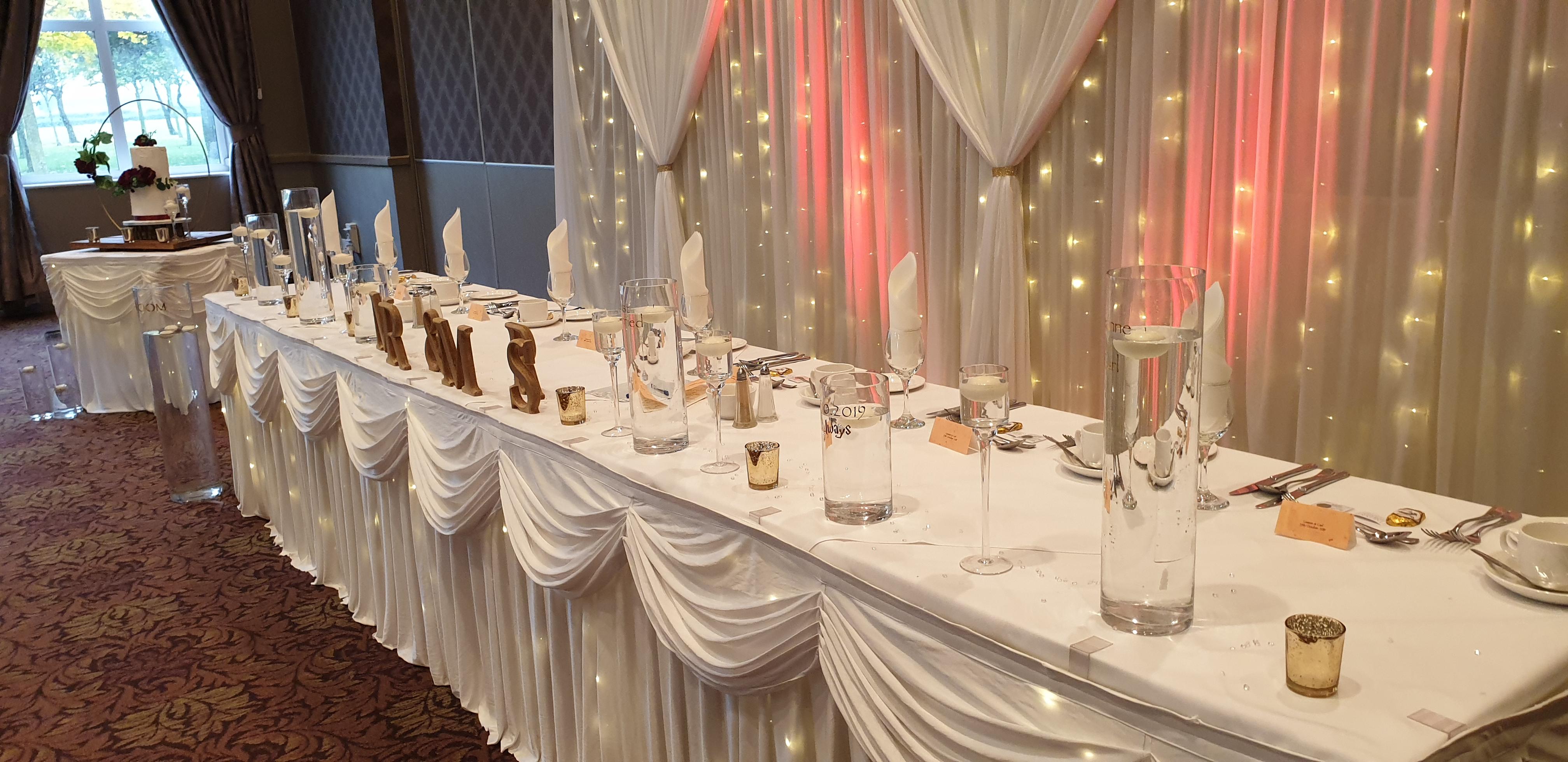 Floating candle cylinder vases